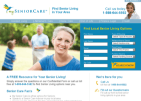 myseniorcare.com