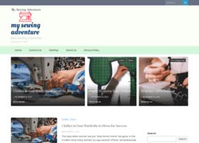 mysewingadventure.com