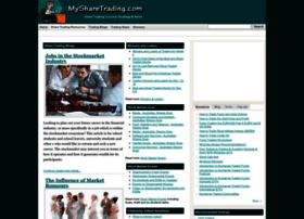mysharetrading.com
