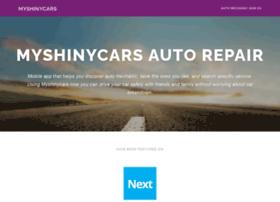 myshinycars.com