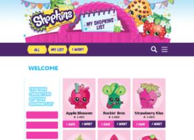 myshopkinslist.shopkinsworld.com