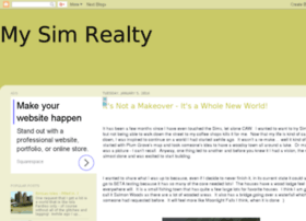 mysimrealty.blogspot.com
