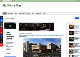 mysims4blog.blogspot.com