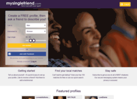 mysinglefriend.com