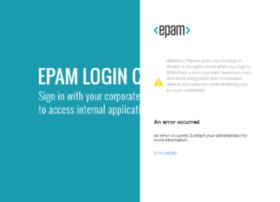 mysite.epam.com