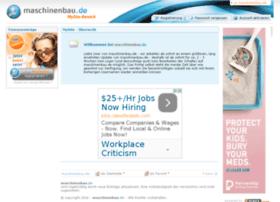 mysite.maschinenbau.de