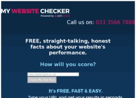 mysitechecker.com
