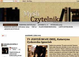 mysliczytelnika.blogspot.com