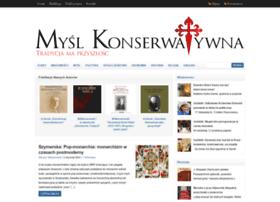 myslkonserwatywna.pl