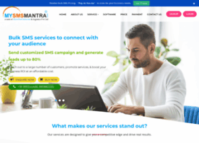 mysmsmantra.com