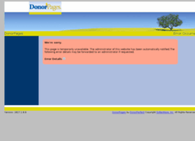 myso.donorpages.com