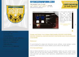 mysocceruniform.com