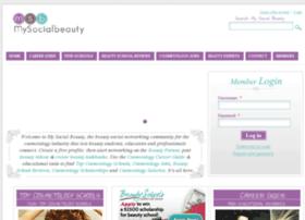 mysocialbeauty.com