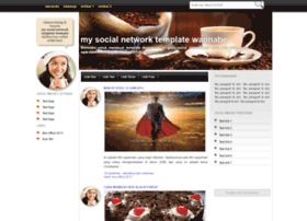 mysocialnetworktemplatewannabe.blogspot.com