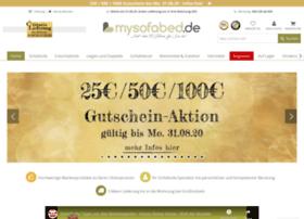 mysofabed.de