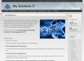 mysolutions.it