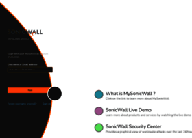 mysonicwall.com