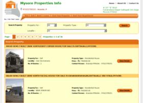 mysorepropertiesinfo.com