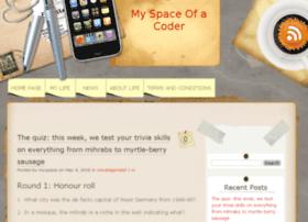 myspace-code.org