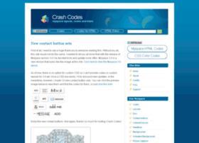 myspace-crash-codes.com