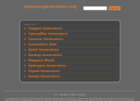 myspacegenerators.org