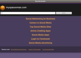 myspacexmas.com