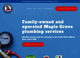 myspeedyplumber.com