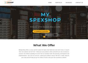 myspexshop.com