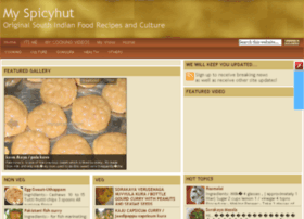 myspicyhut.com