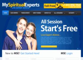 myspiritualexperts.com