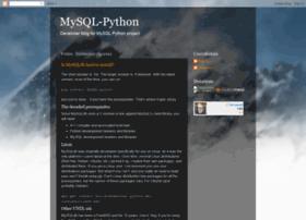 mysql-python.blogspot.com