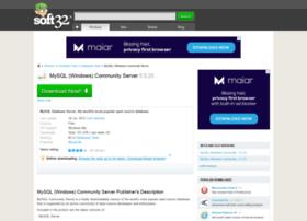 mysql-windows-server.soft32.com