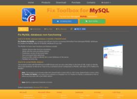 mysql.fixtoolboxx.com