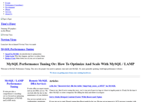 mysqlperformancetuning.com