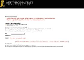 mystate.wvstateu.edu