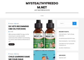 mystealthyfreedom.net