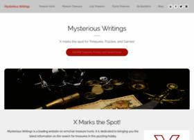 mysteriouswritings.com