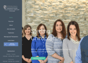 mysterlingchiropractic.com