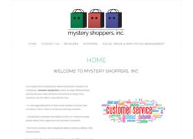 mystery-shoppers.com