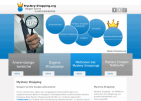 mystery-shopping.org