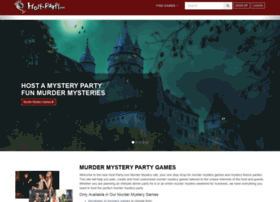 mystery.host-party.com