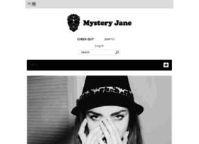 mysteryjane.fr