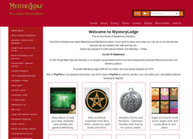 mysterylodge.co.uk