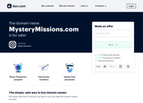 mysterymissions.com