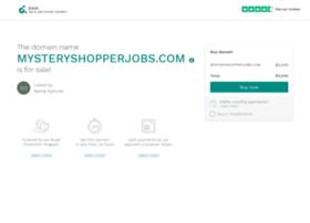 mysteryshopperjobs.com
