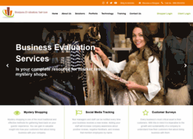 Business Evaluation Services