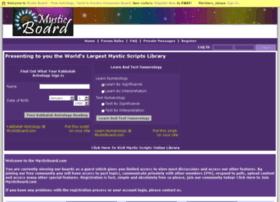 mysticboard.com