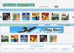 mysticcombats.com