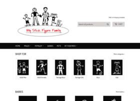 mystickfigurefamily.uk.com