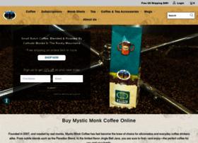 mysticmonkcoffee.com